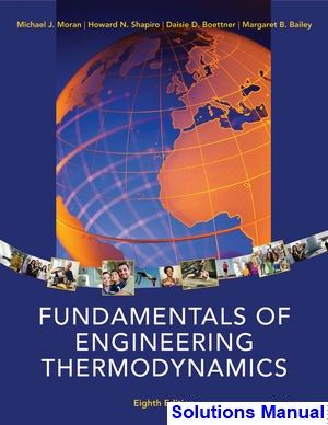 fundamentals of engineering thermodynamics 8th edition pdf free download