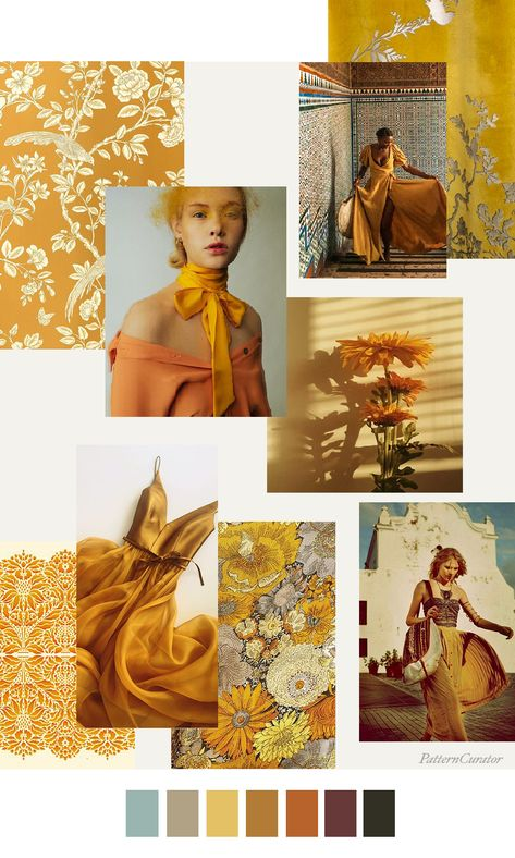 Pattern Curator Trend Subscription: GOLD RICH