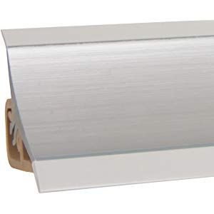 Holzbrink Kuchenabschlussleiste Aluminium Kuchenleiste Pvc Wandabschlussleiste Arbeitsplatten 23x23 Mm 150 Cm Kuchenabschlussleiste Led Profil Arbeitsplatte