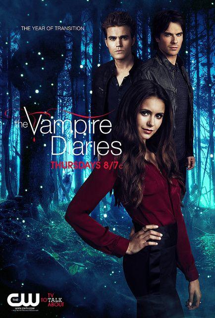The Vampire Diaries Season 4 Poster Vampire Diaries Vampire Diaries Seasons Vampire Diaries Season 7