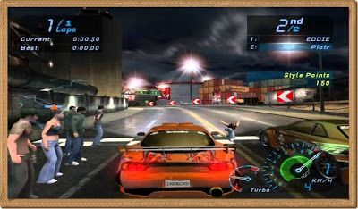 Need For Speed Underground 1 Pc Games Gameplay Need For Speed Need For Speed Games Nfs Need For Speed
