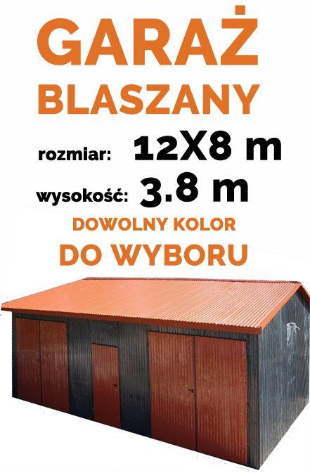 Hala Magazyn Wiata Blaszak Garaz Wzmacniany 8x12 Outdoor Decor Outdoor Storage Outdoor Furniture