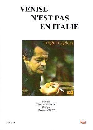 Venise N'est Pas En Italie Musique : venise, n'est, italie, musique, Venise, N'est, Italie, REMISES:, Marchands, Partitions, Chansons,, Italie,, Partition, Piano