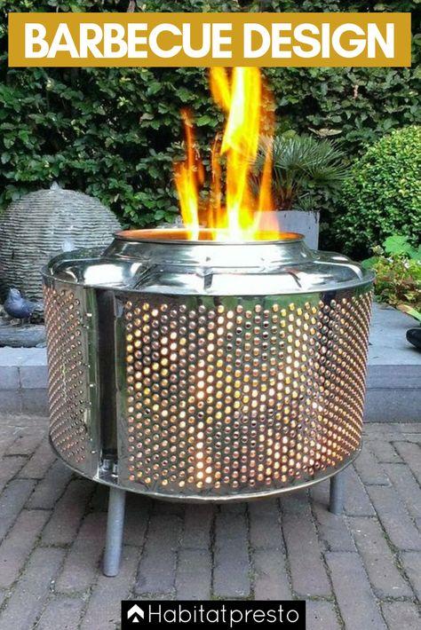 Barbecue Design Nos 5 Coups De Coeurs Du Moment Feu De Camp