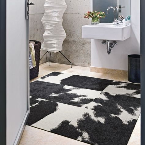 mod cow in 2018 skyline entry carpet tiles tiles flooring rh pinterest ca