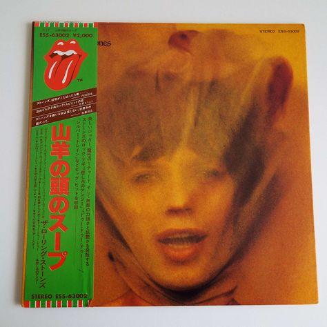 Vintage 1979 The Rolling Stones Goats Head Soup Vinyl Record | Etsy