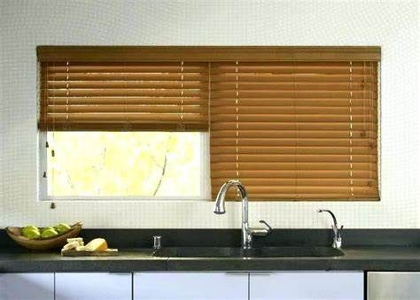 How To Shorten Allen Roth Cordless Blinds Faux Wood Blinds Wood Blinds Blinds For Windows