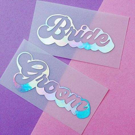 Angel Holographic Vellum Place Cards | peach-wolfe  Holographic wedding, iridescent wedding stationery, 2019 wedding trends, 2020 wedding trends, holographic invitations, foiled wedding invitations, modern wedding, iridescent wedding, wedding trends, on the day wedding stationery, vellum place cards, wedding place cards, holographic place cards, iridescent place cards.