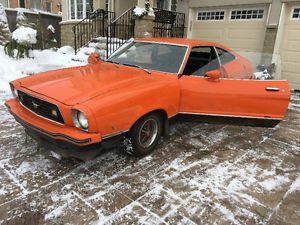 1977 Ford Mustang Ii Oakville Halton Region Toronto Gta Image 4 Mustang Ii Ford Mustang Mustang