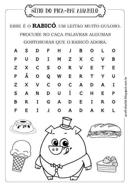 Atividades De Alfabetizacao E Matematica Com Imagens Dia Do
