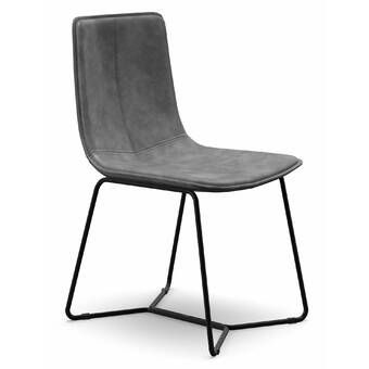 Rybicki Upholstered Dining Chair Allmodern Dining Chair Upholstery Solid Wood Dining Chairs Dining Chairs