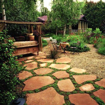 cleaning sandstone patio on Precautions To Take Flagstone Pavers Decorifusta Garden Floor Backyard Landscaping Patio Garden