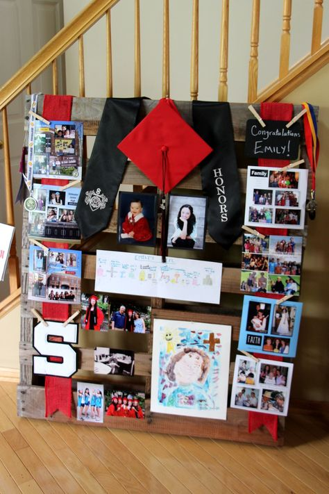 This blog was originally posted last June. Reposting for all my friends  getting ready to celebrate their senior's big day!  Many of us with graduates this year are looking back at the celebrations  and smiling...either because it was truly a joyous occasion or because it's  over! For me, I thi