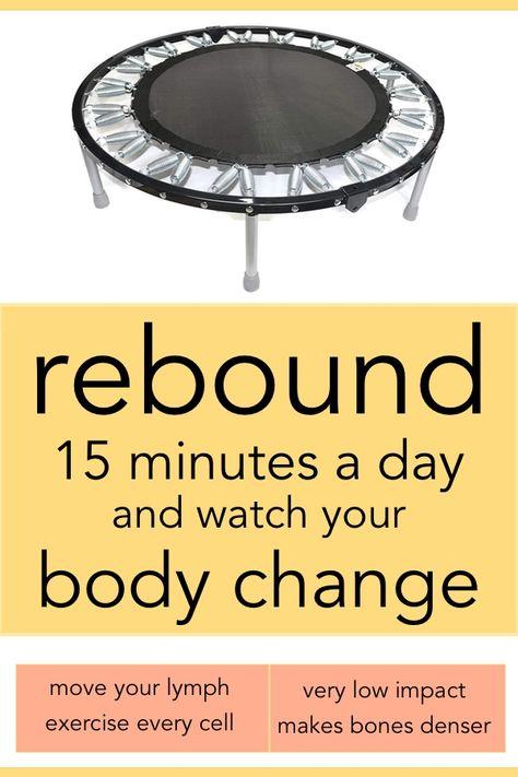 Rebounding for Health
