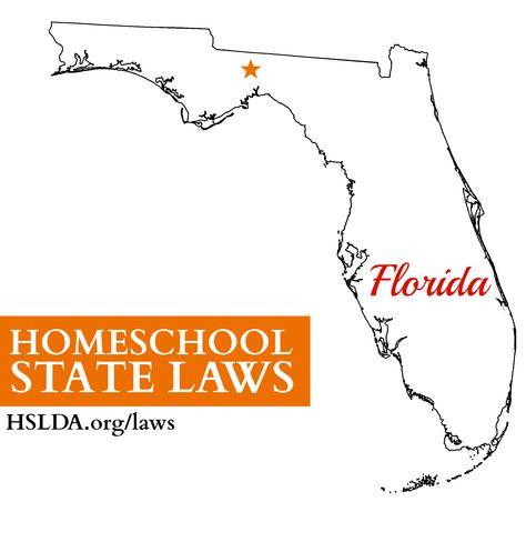 FLORIDA Homeschool State Laws | HSLDA