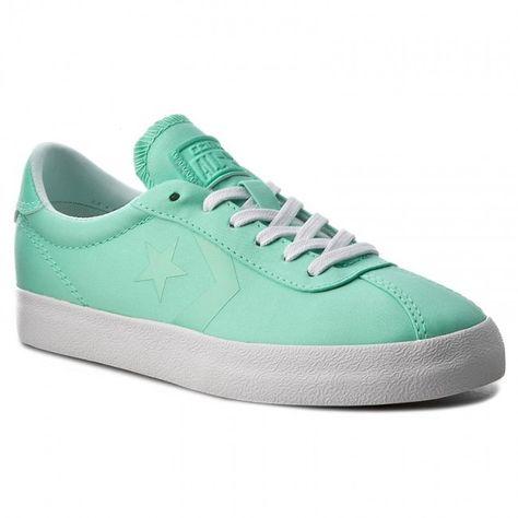 Sneakersy CONVERSE Breakpoint Ox 555919C Green Glow