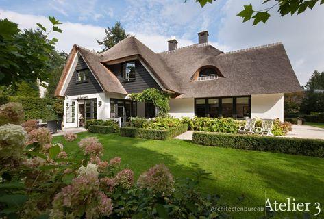 Landelijke villa in Blaricum   homify