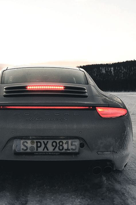artoftheautomobile:  Porsche 911 Carrera 4S (991) (Credit: bigblogg)