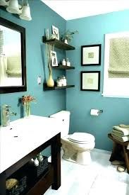 Bathroom decorating ideas on a budget, Apartment bathroom ...