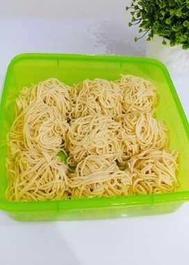 Resep Mie Telur Homemade Oleh Juan S Kitchen Resep Telur Resep Adonan