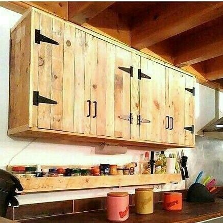 Reused Diy Wooden Pallet Projects Ideas Pallet Kitchen