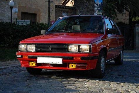 El #tuning de nuestros padres, los antinieblas delanteros amarillos del Renault 11
