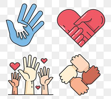 Charity Heart Clipart Support Png And Vector With Transparent Background For Free Download Charity Logo Design Charity Logos Heart Hands Drawing