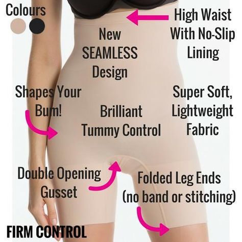 5cae6856e9e Get your Spanx shapewear on! Discover which are the most amazing Spanx you  can buy