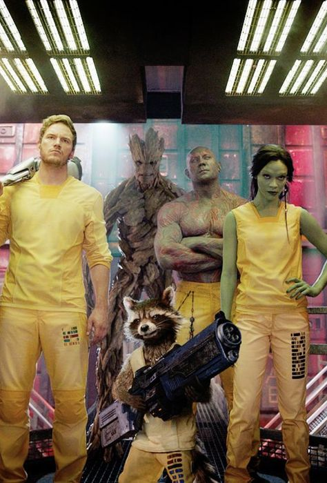 - Guardians of the Galaxy (2014)