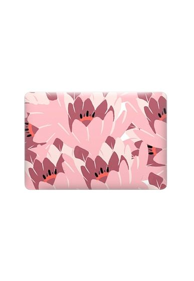 cheap for discount 0cc8f c6669 Macbook Snap MacBook Air 13-inch Case - Hand painted burgundy blush ...
