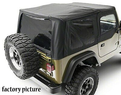 Sponsored Ebay New Smittybilt Jeep Wrangler Replacement Soft Top