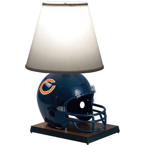 Wincraft Chicago Bears 24 Inch Helmet Desk Lamp Nflshop Com