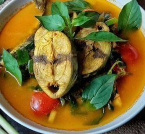 Tongkol Woku Makanan Resep Masakan Masakan