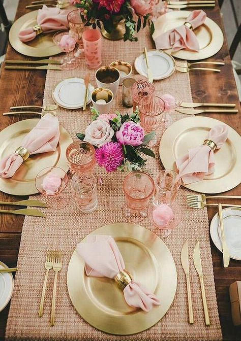 A beautiful pink and gold outdoor San Diego wedding. You don& want to miss out on all the pretty details shared by Melissa Biador Photography