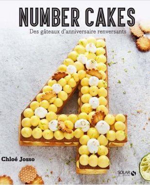 Recette : fraisier number cake