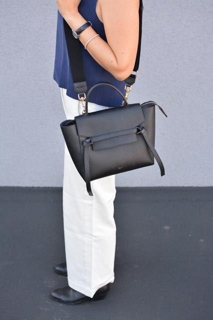 c00c3ff74855 Celine Micro Belt Bag Review
