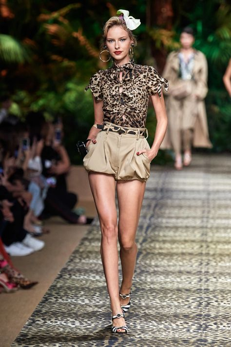 Dolce Gabbana Spring 2020 Ready To Wear Fashion Show Em 2020