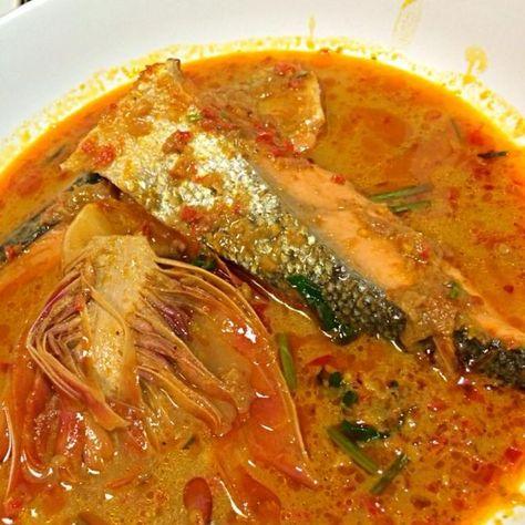 レシピとお料理がひらめくSnapDish - 2件のもぐもぐ - Authentic Malacca Fish Assam Pedas by Nur Izmira