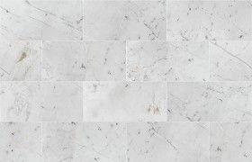 Volokas White Marble Floor Tile