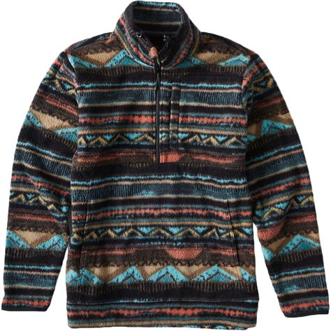 Billabong Men's Boundary Mock Half Z Sweater Country Style Outfits, Country Wear, Western Outfits, Western Wear, Aztec Jacket, Cool Outfits, Fashion Outfits, Hippy, My Style