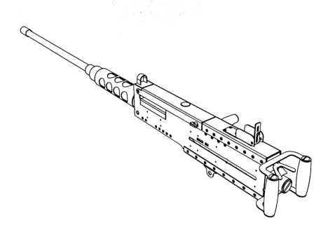 Magnum Paintball Gun