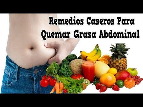 Consejos caseros para quemar grasa abdomen