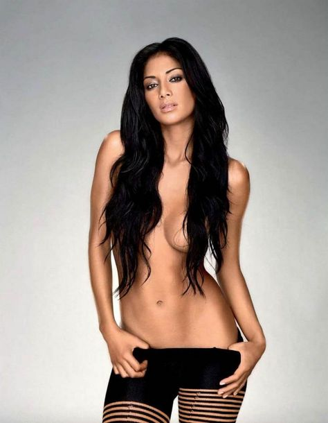 nicole scherzinger , not a fan of her music, but the woman has a fantastic voice and looks amazing. Decent actress too.
