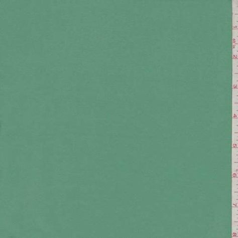 MATERIAL : 100% Rayon BRAND : Fashion Fabrics Club COLOR : jade green FIBER CONTENT : 100% Rayon CALIFORNIA PROP 65 WARNING : FalseFashion Fabrics ClubJade Green Rayon Chiffon-Solid rayon chiffon -Weight: Light -Transparency: Semi-Sheer -Hand: Delicately Textured, Dry -Stretch: None -Drape: Good -Luster: Matte -End Uses: blouses, dresses, overlays and more -Compare to $13.00/ydFabric Width- 52 inchesFiber Content- 100% RayonSuitable For- Apparel,Blouses,Dresses,OverlaysColor- jade greenFabric is