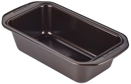 Amazon.com: Circulon Bakeware Meatloaf/Nonstick Baking Loaf Pan, 9