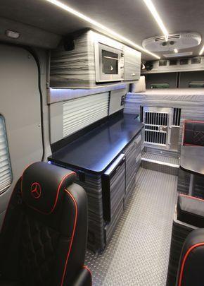 Fully Loaded Off Road Sprinter Van With Images Sprinter Van