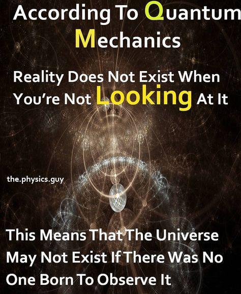 Quantum mechanics makes absolutely no sense ~ Roger Penrose