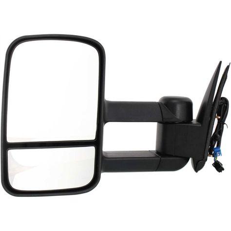 New Driver Side Power Door Mirror for Chevrolet Silverado 1500~3500 2003-2007