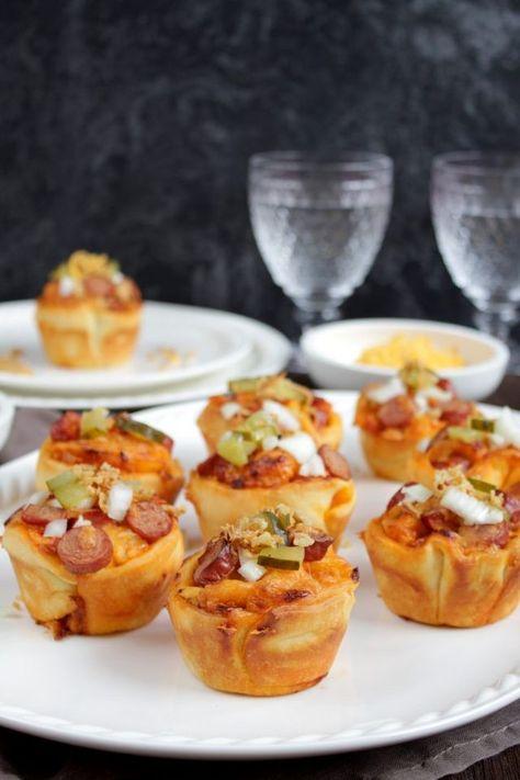 Gefüllte Hot Dog Muffins | Food with Love – Thermomix Rezepte mit Herz | Bloglovin'