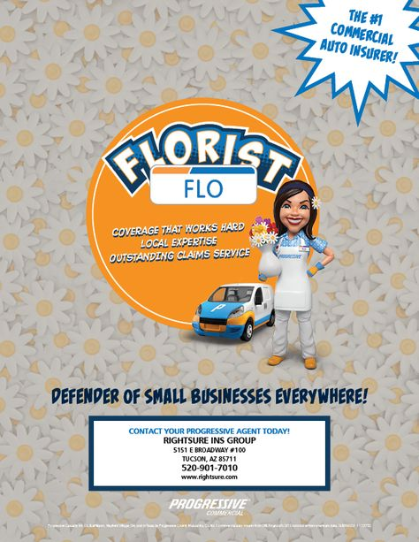 Florist Insurance Rightsure 520 917 5295 Insurance Agent